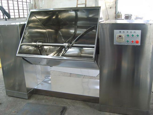 CH Trough Food Mixer Machine