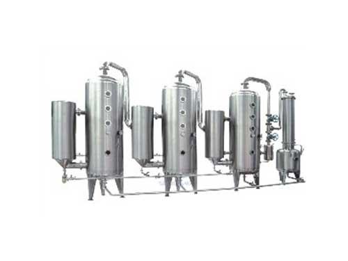 three effect multifunction evaporator triple effect evaporator